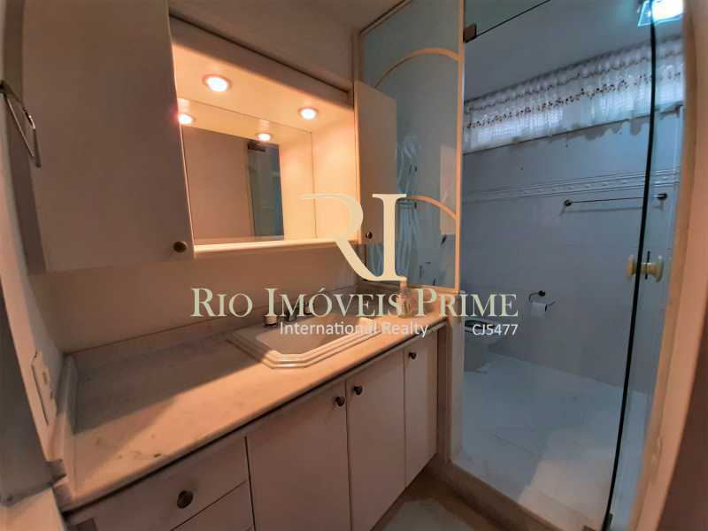 BANHEIRO SUÍTE - Casa de Vila à venda Rua Dona Delfina,Tijuca, Rio de Janeiro - R$ 1.950.000 - RPCV50002 - 7