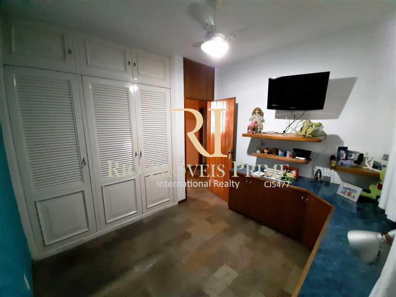 QUARTO3 - Casa de Vila à venda Rua Dona Delfina,Tijuca, Rio de Janeiro - R$ 1.950.000 - RPCV50002 - 9