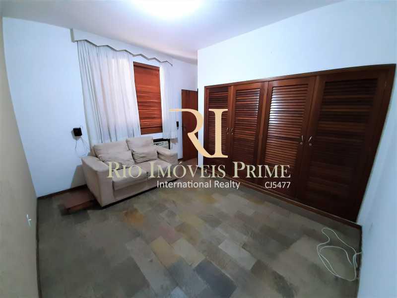 QUARTO4 - Casa de Vila à venda Rua Dona Delfina,Tijuca, Rio de Janeiro - R$ 1.950.000 - RPCV50002 - 10