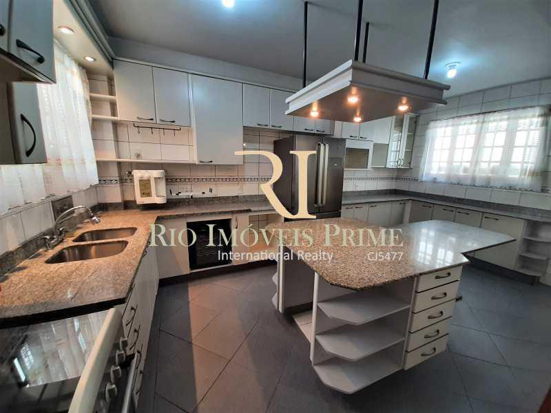 COPA COZINHA - Casa de Vila à venda Rua Dona Delfina,Tijuca, Rio de Janeiro - R$ 1.950.000 - RPCV50002 - 12