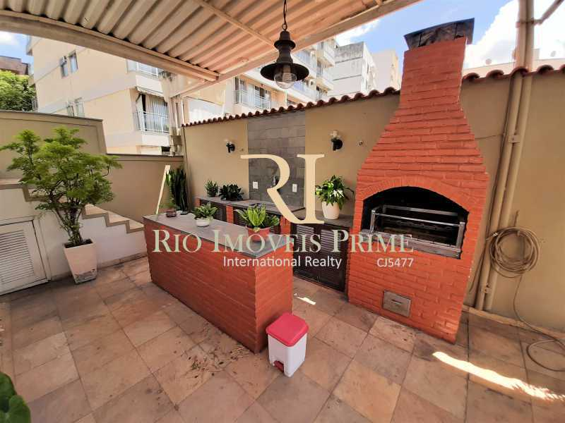 CHURRASQUEIRA - Casa de Vila à venda Rua Dona Delfina,Tijuca, Rio de Janeiro - R$ 1.950.000 - RPCV50002 - 18