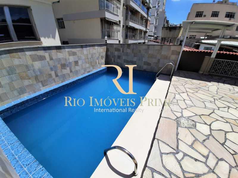 PISCINA - Casa de Vila à venda Rua Dona Delfina,Tijuca, Rio de Janeiro - R$ 1.950.000 - RPCV50002 - 19
