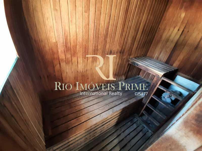 SAUNA - Casa de Vila à venda Rua Dona Delfina,Tijuca, Rio de Janeiro - R$ 1.950.000 - RPCV50002 - 20