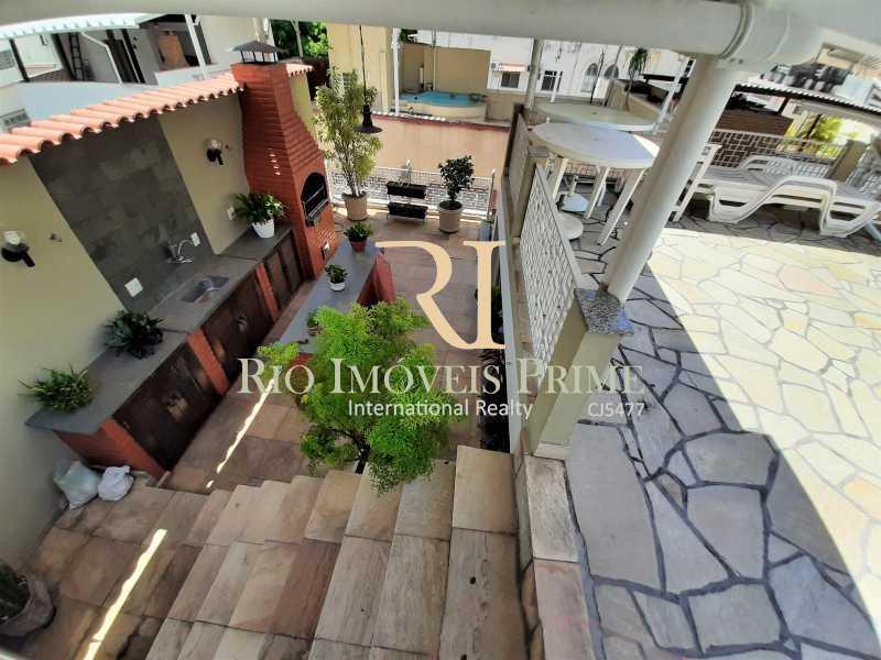 TERRAÇO - Casa de Vila à venda Rua Dona Delfina,Tijuca, Rio de Janeiro - R$ 1.950.000 - RPCV50002 - 21