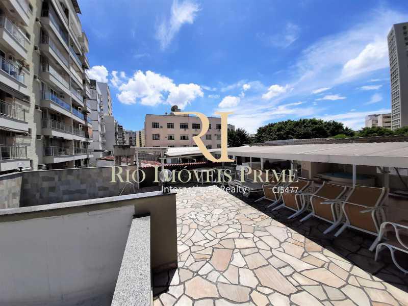 TERRAÇO - Casa de Vila à venda Rua Dona Delfina,Tijuca, Rio de Janeiro - R$ 1.950.000 - RPCV50002 - 23