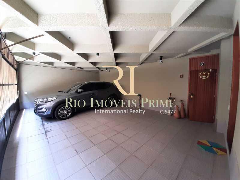 GARAGEM - Casa de Vila à venda Rua Dona Delfina,Tijuca, Rio de Janeiro - R$ 1.950.000 - RPCV50002 - 27