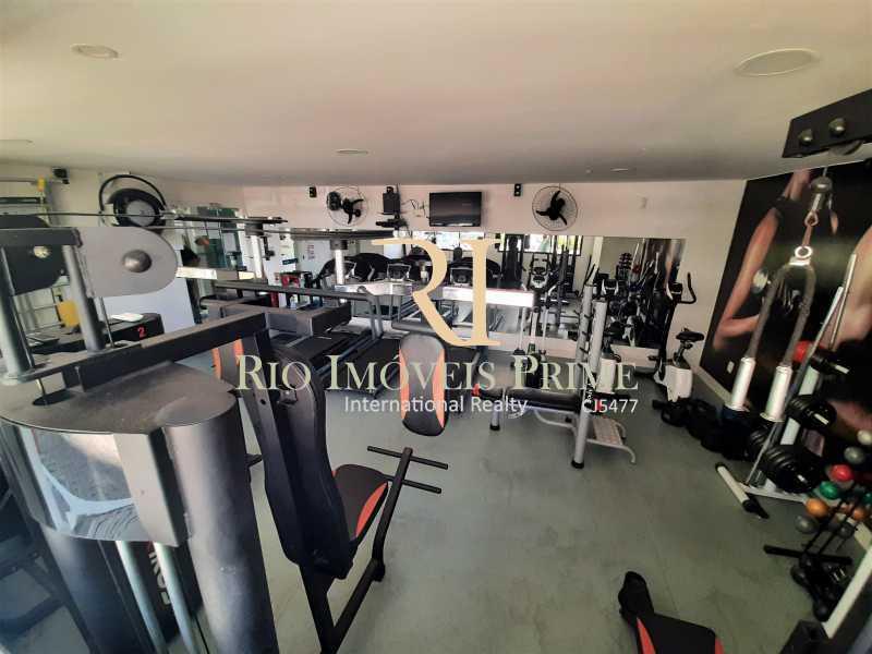 FITNESS - Apartamento 3 quartos à venda Recreio dos Bandeirantes, Rio de Janeiro - R$ 600.000 - RPAP30142 - 18
