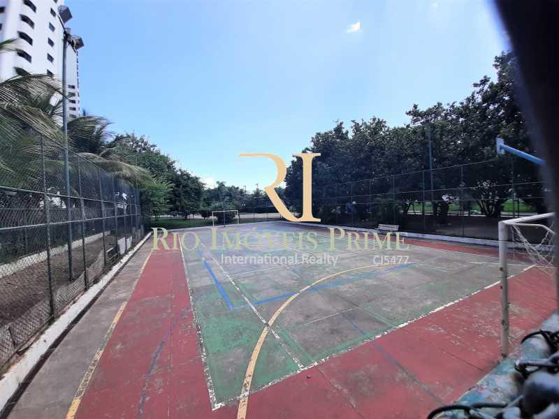QUADRA - Apartamento 3 quartos à venda Recreio dos Bandeirantes, Rio de Janeiro - R$ 600.000 - RPAP30142 - 21