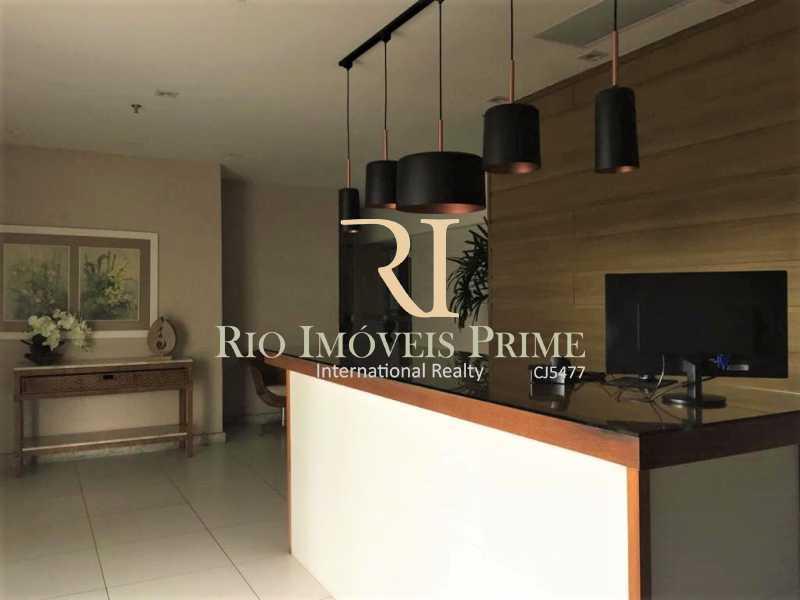SALÃO GOURMET. - Apartamento 3 quartos à venda Recreio dos Bandeirantes, Rio de Janeiro - R$ 600.000 - RPAP30142 - 23