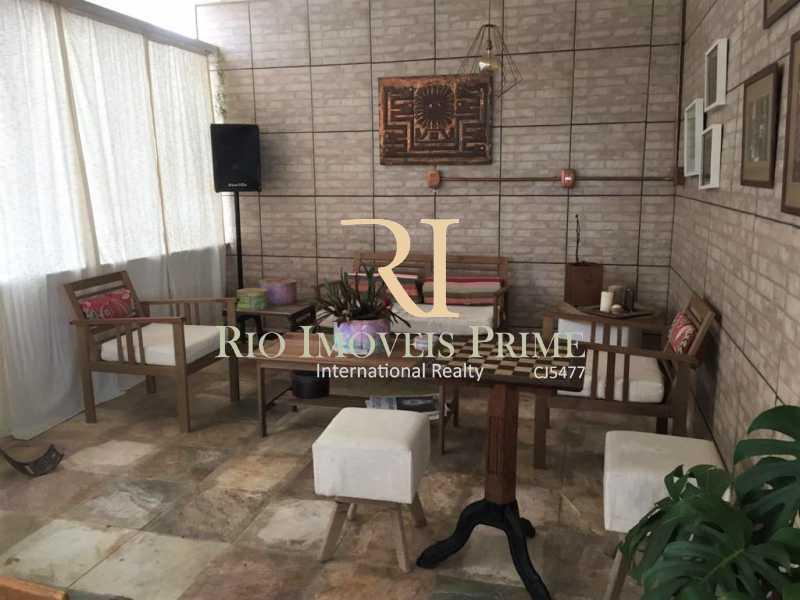 SALA DE JOGOS. - Apartamento 3 quartos à venda Recreio dos Bandeirantes, Rio de Janeiro - R$ 600.000 - RPAP30142 - 24
