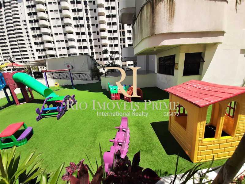 PARQUINHO - Apartamento 3 quartos à venda Recreio dos Bandeirantes, Rio de Janeiro - R$ 600.000 - RPAP30142 - 25