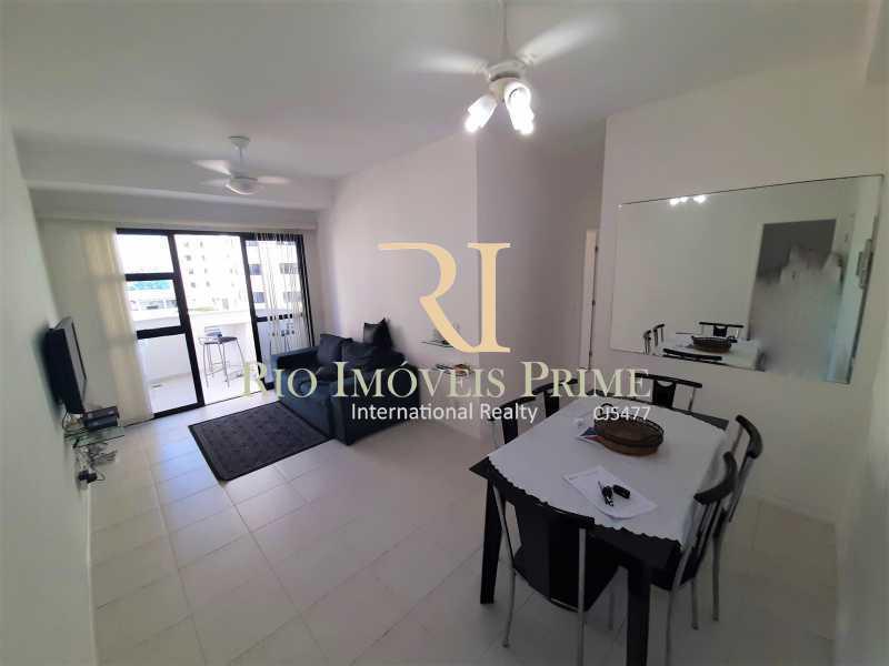 SALA - Apartamento 3 quartos à venda Recreio dos Bandeirantes, Rio de Janeiro - R$ 600.000 - RPAP30142 - 4