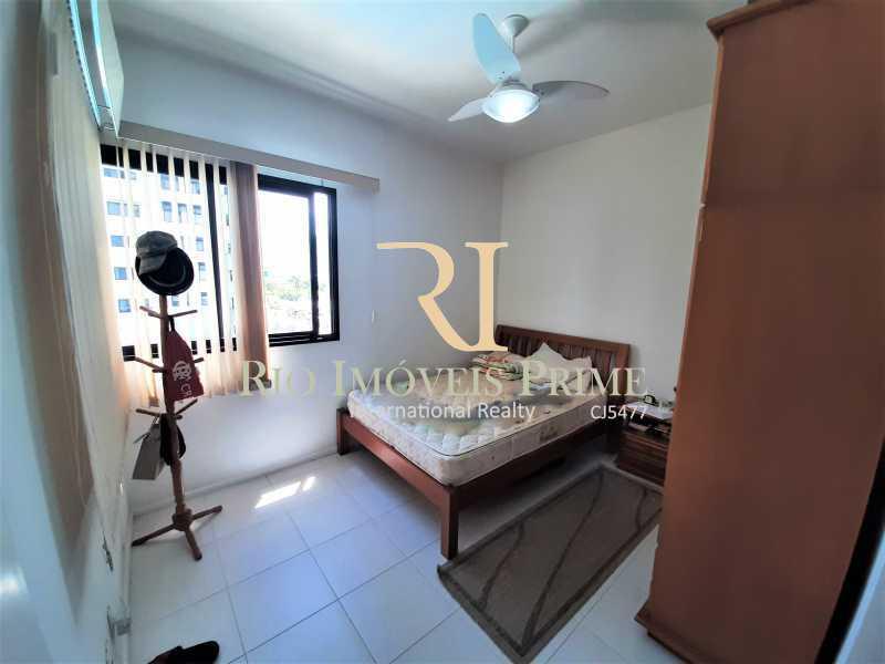 SUÍTE - Apartamento 3 quartos à venda Recreio dos Bandeirantes, Rio de Janeiro - R$ 600.000 - RPAP30142 - 6