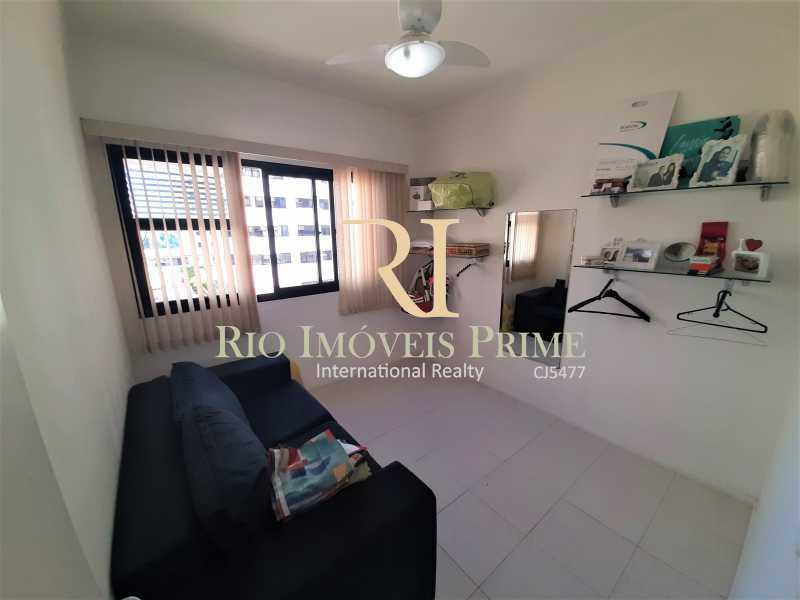 QUARTO3 - Apartamento 3 quartos à venda Recreio dos Bandeirantes, Rio de Janeiro - R$ 600.000 - RPAP30142 - 10