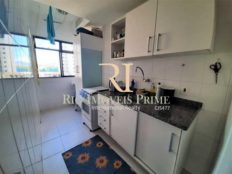 COZINHA - Apartamento 3 quartos à venda Recreio dos Bandeirantes, Rio de Janeiro - R$ 600.000 - RPAP30142 - 12