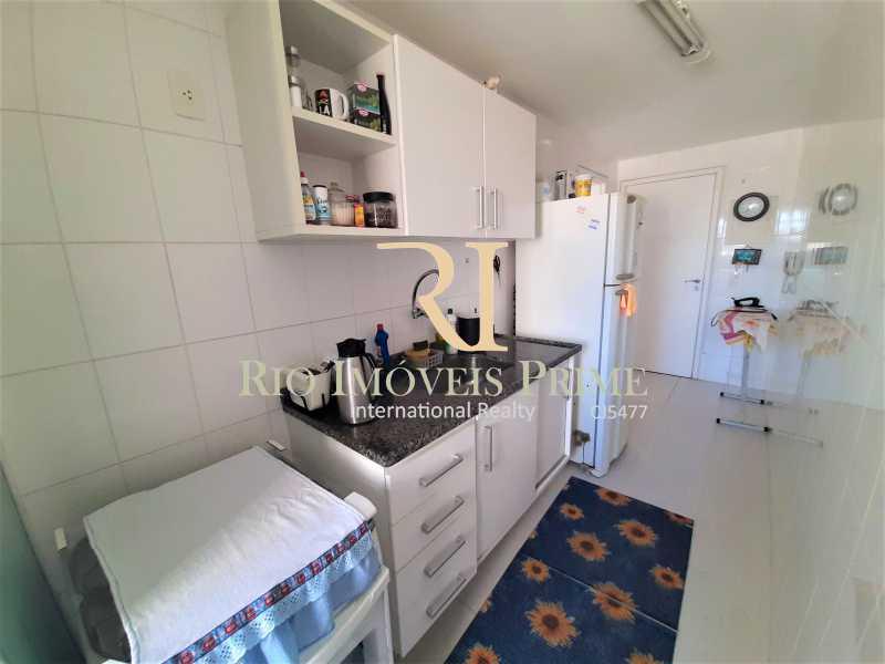 COZINHA - Apartamento 3 quartos à venda Recreio dos Bandeirantes, Rio de Janeiro - R$ 600.000 - RPAP30142 - 13