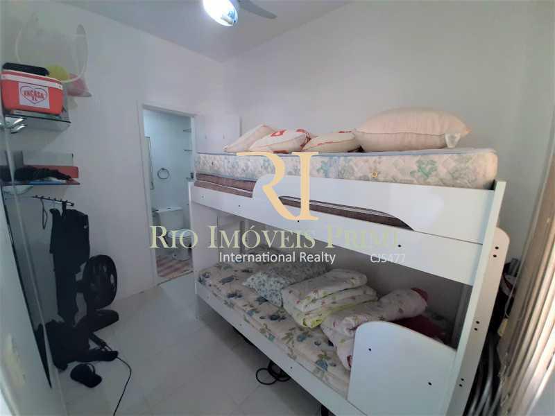QUARTO SERVIÇO - Apartamento 3 quartos à venda Recreio dos Bandeirantes, Rio de Janeiro - R$ 600.000 - RPAP30142 - 15