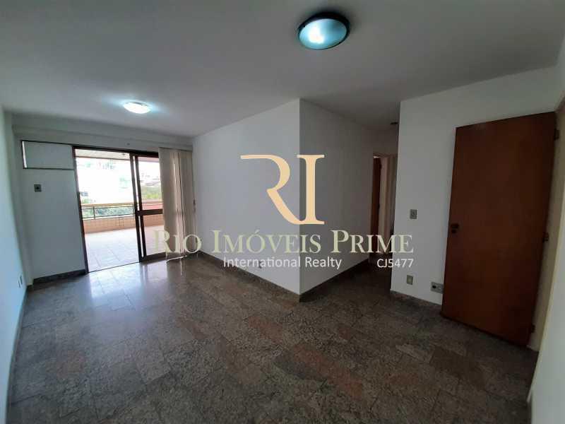 SALA - Apartamento à venda Rua Professor Nehemias Gueiros,Recreio dos Bandeirantes, Rio de Janeiro - R$ 630.000 - RPAP20233 - 4