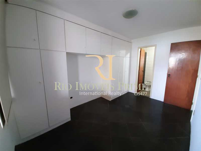 SUÍTE - Apartamento à venda Rua Professor Nehemias Gueiros,Recreio dos Bandeirantes, Rio de Janeiro - R$ 630.000 - RPAP20233 - 7