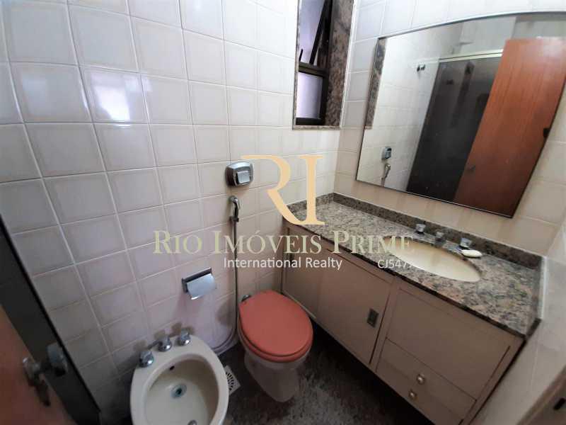 BANHEIRO SUÍTE - Apartamento à venda Rua Professor Nehemias Gueiros,Recreio dos Bandeirantes, Rio de Janeiro - R$ 630.000 - RPAP20233 - 8