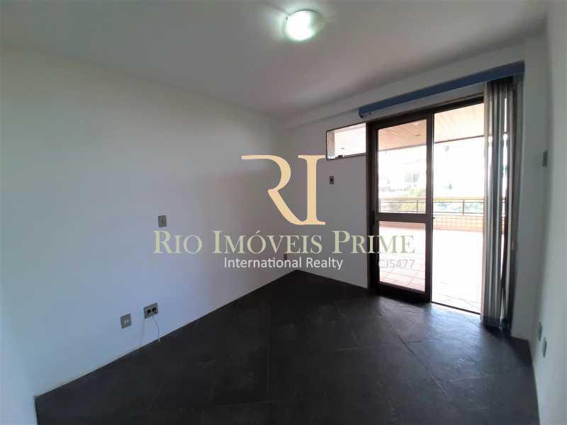 QUARTO2 - Apartamento à venda Rua Professor Nehemias Gueiros,Recreio dos Bandeirantes, Rio de Janeiro - R$ 630.000 - RPAP20233 - 9