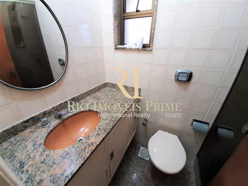 BANHEIRO SOCIAL - Apartamento à venda Rua Professor Nehemias Gueiros,Recreio dos Bandeirantes, Rio de Janeiro - R$ 630.000 - RPAP20233 - 11