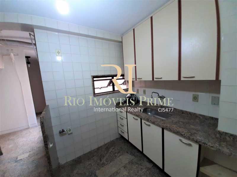 COZINHA - Apartamento à venda Rua Professor Nehemias Gueiros,Recreio dos Bandeirantes, Rio de Janeiro - R$ 630.000 - RPAP20233 - 13