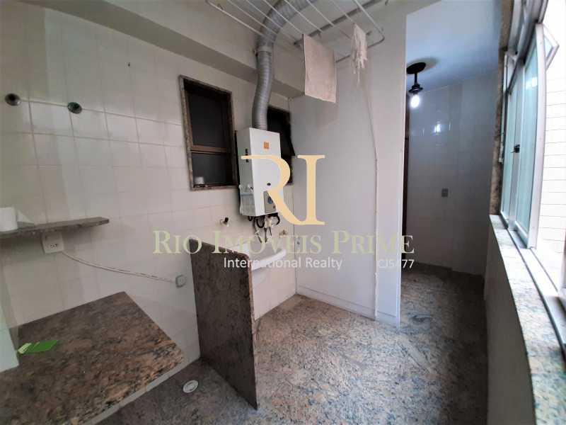 ÁREA DE SERVIÇO - Apartamento à venda Rua Professor Nehemias Gueiros,Recreio dos Bandeirantes, Rio de Janeiro - R$ 630.000 - RPAP20233 - 14