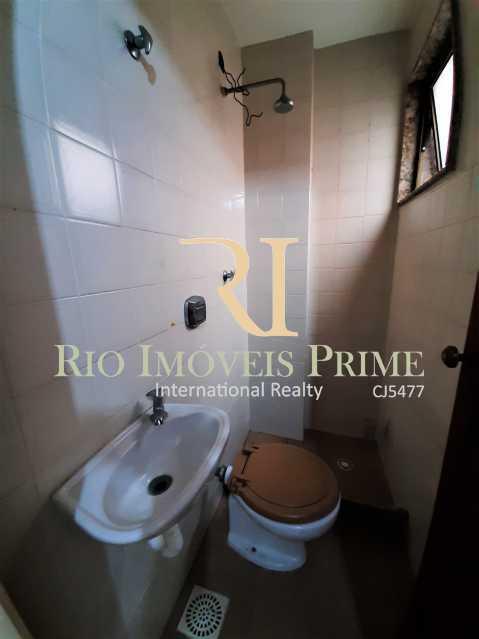 BANHEIRO DE SERVIÇO - Apartamento à venda Rua Professor Nehemias Gueiros,Recreio dos Bandeirantes, Rio de Janeiro - R$ 630.000 - RPAP20233 - 17