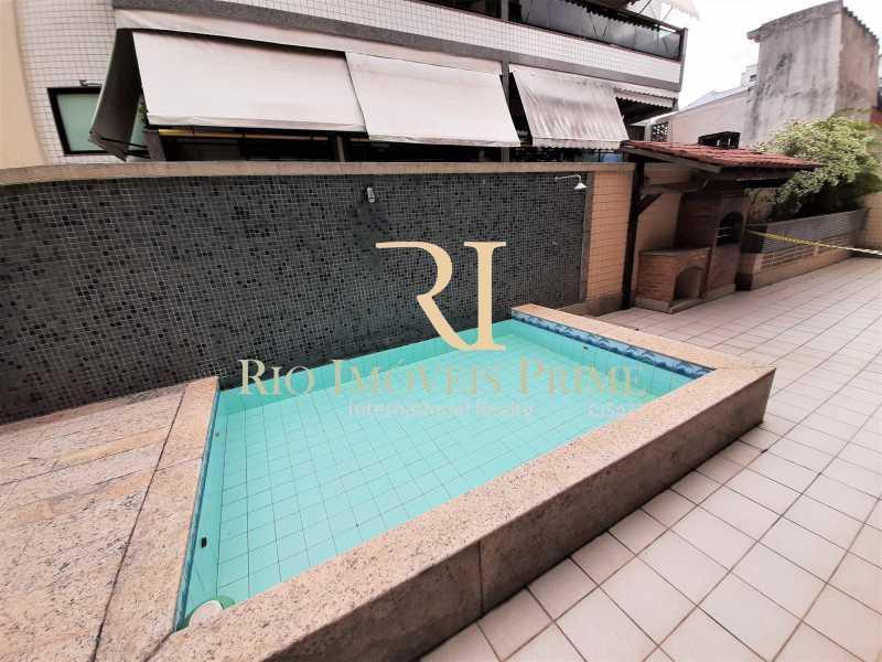 PISCINA - Apartamento à venda Rua Professor Nehemias Gueiros,Recreio dos Bandeirantes, Rio de Janeiro - R$ 630.000 - RPAP20233 - 18