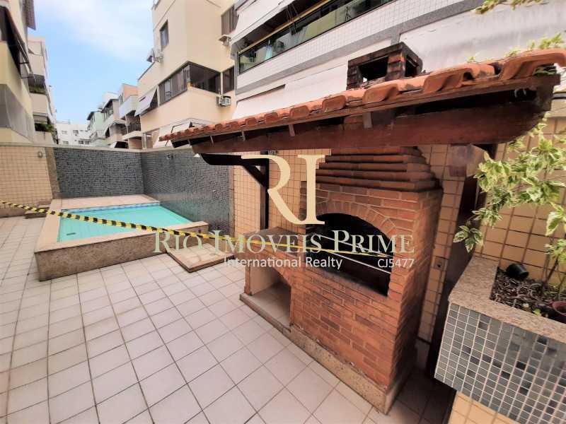 CHURRASQUEIRA - Apartamento à venda Rua Professor Nehemias Gueiros,Recreio dos Bandeirantes, Rio de Janeiro - R$ 630.000 - RPAP20233 - 19