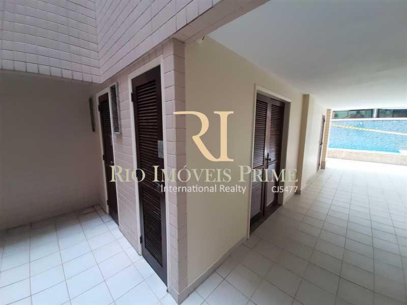 SALÃO DE FESTAS - Apartamento à venda Rua Professor Nehemias Gueiros,Recreio dos Bandeirantes, Rio de Janeiro - R$ 630.000 - RPAP20233 - 20