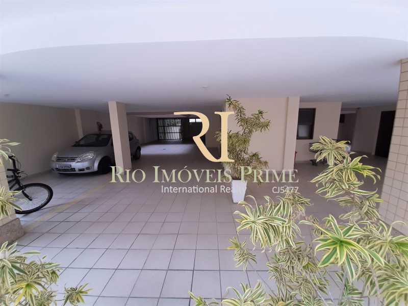 GARAGEM - Apartamento à venda Rua Professor Nehemias Gueiros,Recreio dos Bandeirantes, Rio de Janeiro - R$ 630.000 - RPAP20233 - 21
