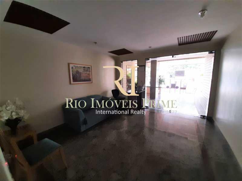 PORTARIA - Apartamento à venda Rua Professor Nehemias Gueiros,Recreio dos Bandeirantes, Rio de Janeiro - R$ 630.000 - RPAP20233 - 22