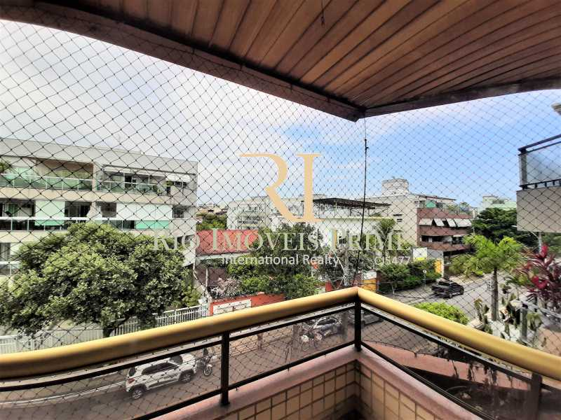 VISTA VARANDÃO - Apartamento à venda Rua Professor Nehemias Gueiros,Recreio dos Bandeirantes, Rio de Janeiro - R$ 630.000 - RPAP20233 - 28