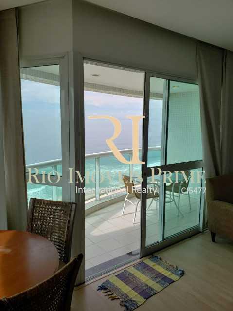 SALA. - Flat 2 quartos à venda Barra da Tijuca, Rio de Janeiro - R$ 1.999.900 - RPFL20038 - 6