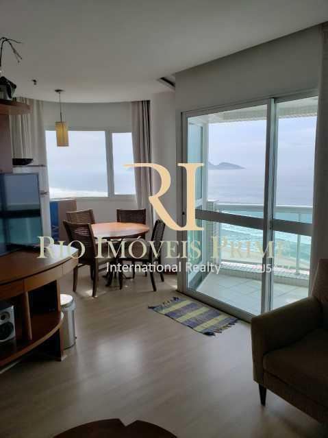 SALA. - Flat 2 quartos à venda Barra da Tijuca, Rio de Janeiro - R$ 1.999.900 - RPFL20038 - 7