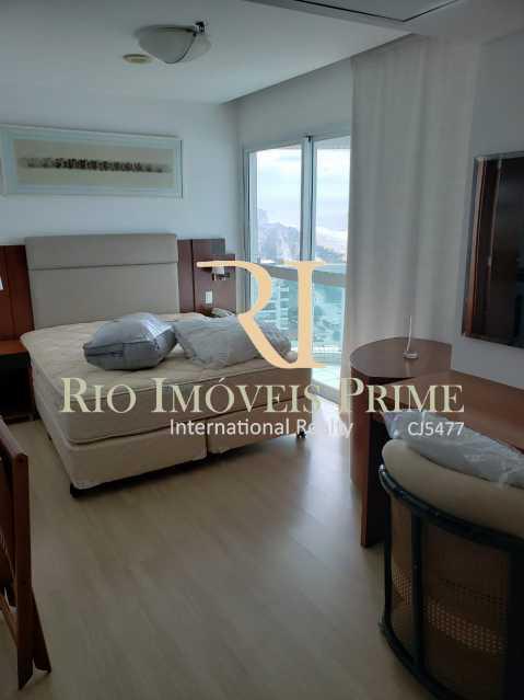 SUÍTE MASTER. - Flat 2 quartos à venda Barra da Tijuca, Rio de Janeiro - R$ 1.999.900 - RPFL20038 - 9