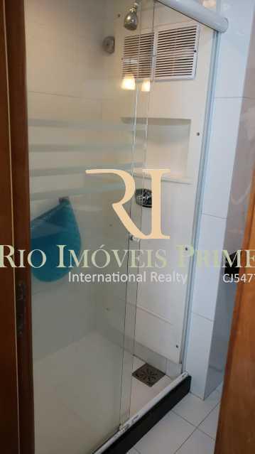 BANHEIRO SUÍTE MASTER. - Flat 2 quartos à venda Barra da Tijuca, Rio de Janeiro - R$ 1.999.900 - RPFL20038 - 15