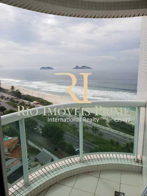 VARANDA SUÍTE2. - Flat 2 quartos à venda Barra da Tijuca, Rio de Janeiro - R$ 1.999.900 - RPFL20038 - 14