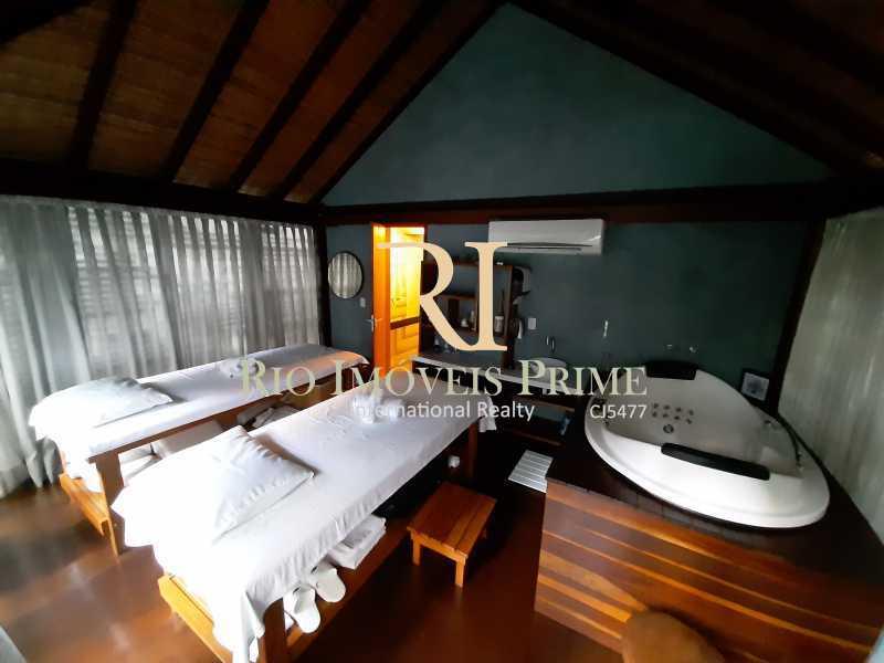 SALAS DE MASSAGEM - Flat 1 quarto à venda Barra da Tijuca, Rio de Janeiro - R$ 849.900 - RPFL10106 - 20