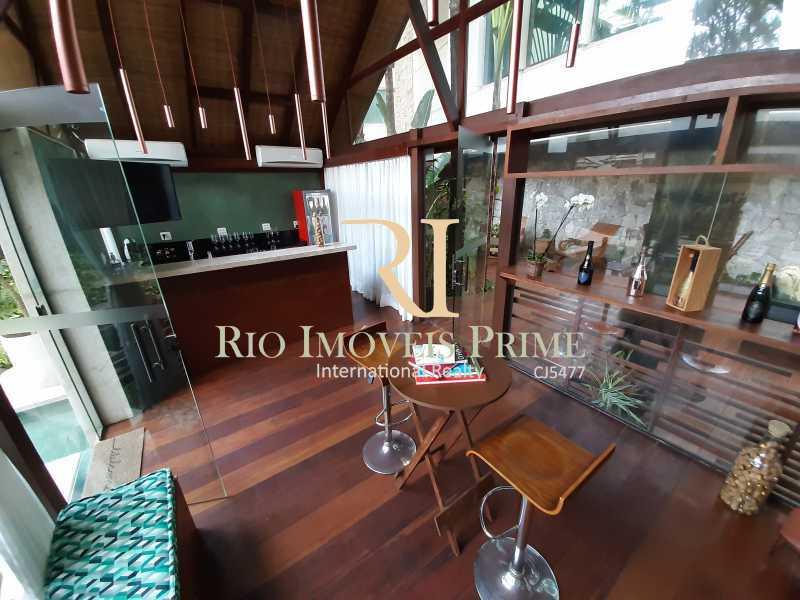 ESPAÇO SPA - Flat 1 quarto à venda Barra da Tijuca, Rio de Janeiro - R$ 849.900 - RPFL10106 - 30