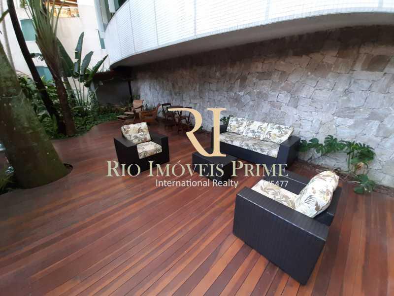 ESPAÇO SPA - Flat 1 quarto à venda Barra da Tijuca, Rio de Janeiro - R$ 849.900 - RPFL10106 - 31
