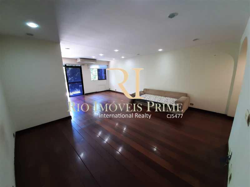 SALA - Apartamento à venda Rua das Laranjeiras,Laranjeiras, Rio de Janeiro - R$ 1.470.000 - RPAP30145 - 5