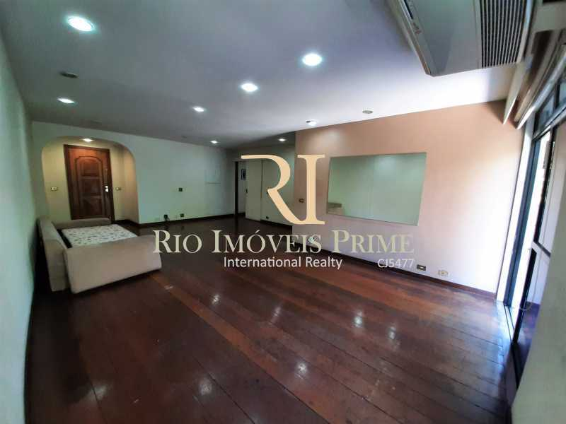SALA - Apartamento à venda Rua das Laranjeiras,Laranjeiras, Rio de Janeiro - R$ 1.470.000 - RPAP30145 - 6