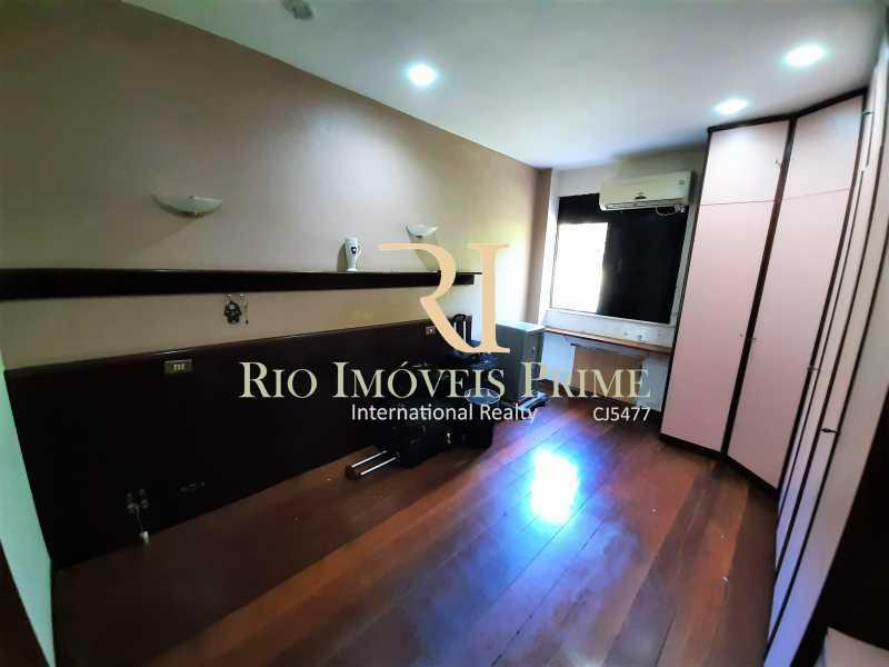 SUÍTE - Apartamento à venda Rua das Laranjeiras,Laranjeiras, Rio de Janeiro - R$ 1.470.000 - RPAP30145 - 7