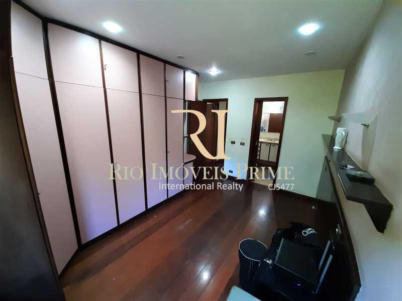 SUÍTE - Apartamento à venda Rua das Laranjeiras,Laranjeiras, Rio de Janeiro - R$ 1.470.000 - RPAP30145 - 8