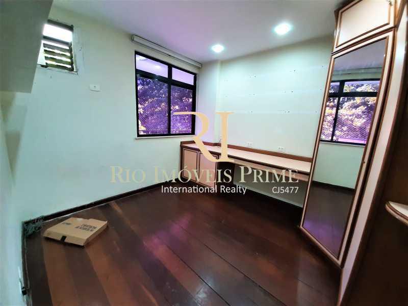 QUARTO2 - Apartamento à venda Rua das Laranjeiras,Laranjeiras, Rio de Janeiro - R$ 1.470.000 - RPAP30145 - 10