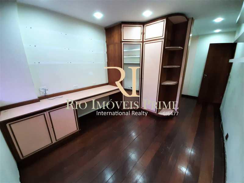 QUARTO2 - Apartamento à venda Rua das Laranjeiras,Laranjeiras, Rio de Janeiro - R$ 1.470.000 - RPAP30145 - 11