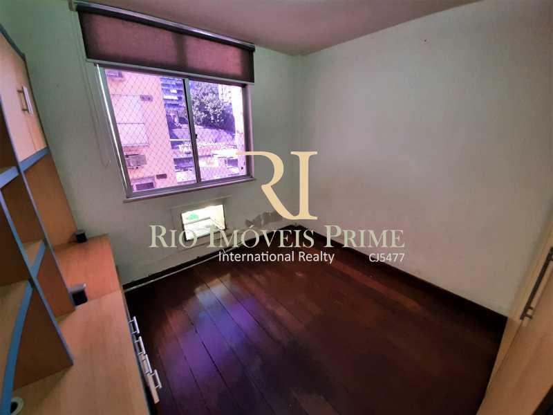 QUARTO3 - Apartamento à venda Rua das Laranjeiras,Laranjeiras, Rio de Janeiro - R$ 1.470.000 - RPAP30145 - 12